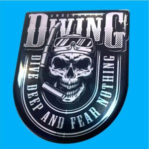 Dive Deep and Fear Nothing
