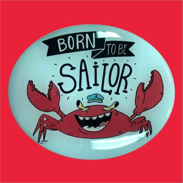 Born to be sailor