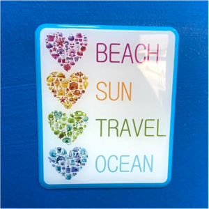 Beach Sun Travel Ocean