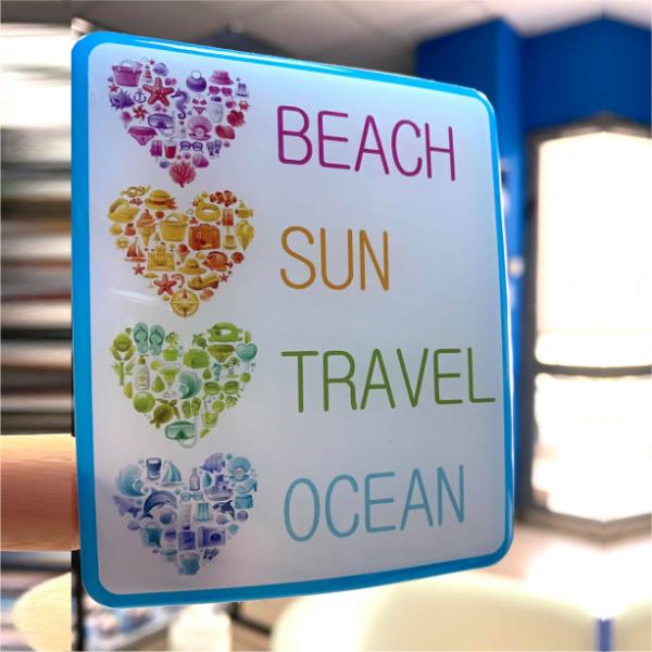 Beach Sun Travel Ocean